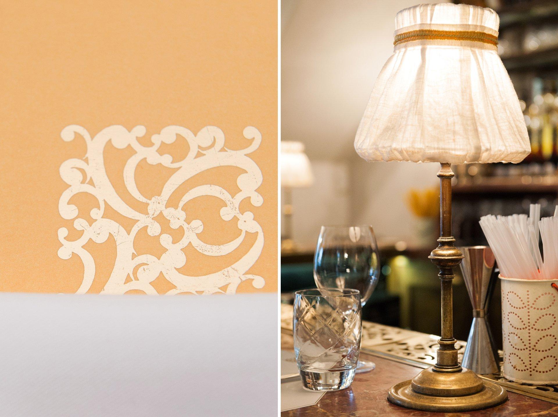 Elegant Italian decor in Daphne's South Kensington