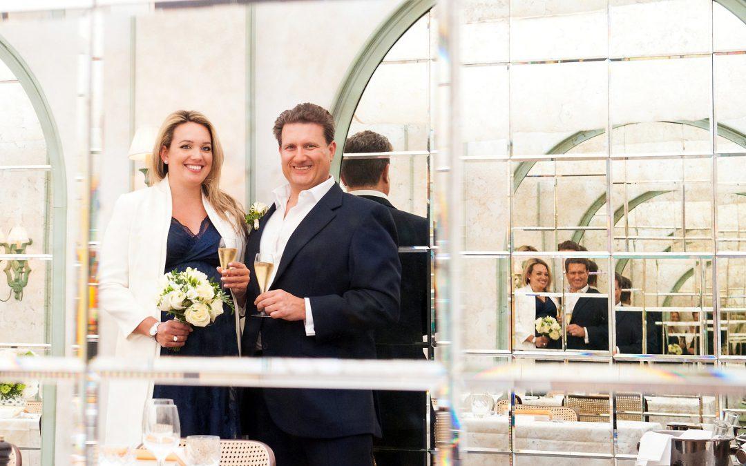 Daphnes Conservatory Wedding Photographer