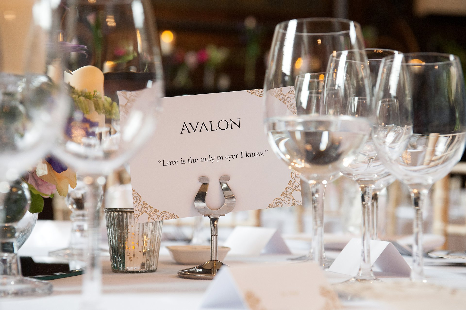 Book theme table names in this trantional English Fulham Palace spring wedding
