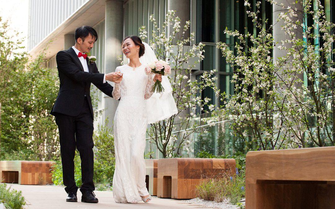 Pearl Liang Wedding Reception