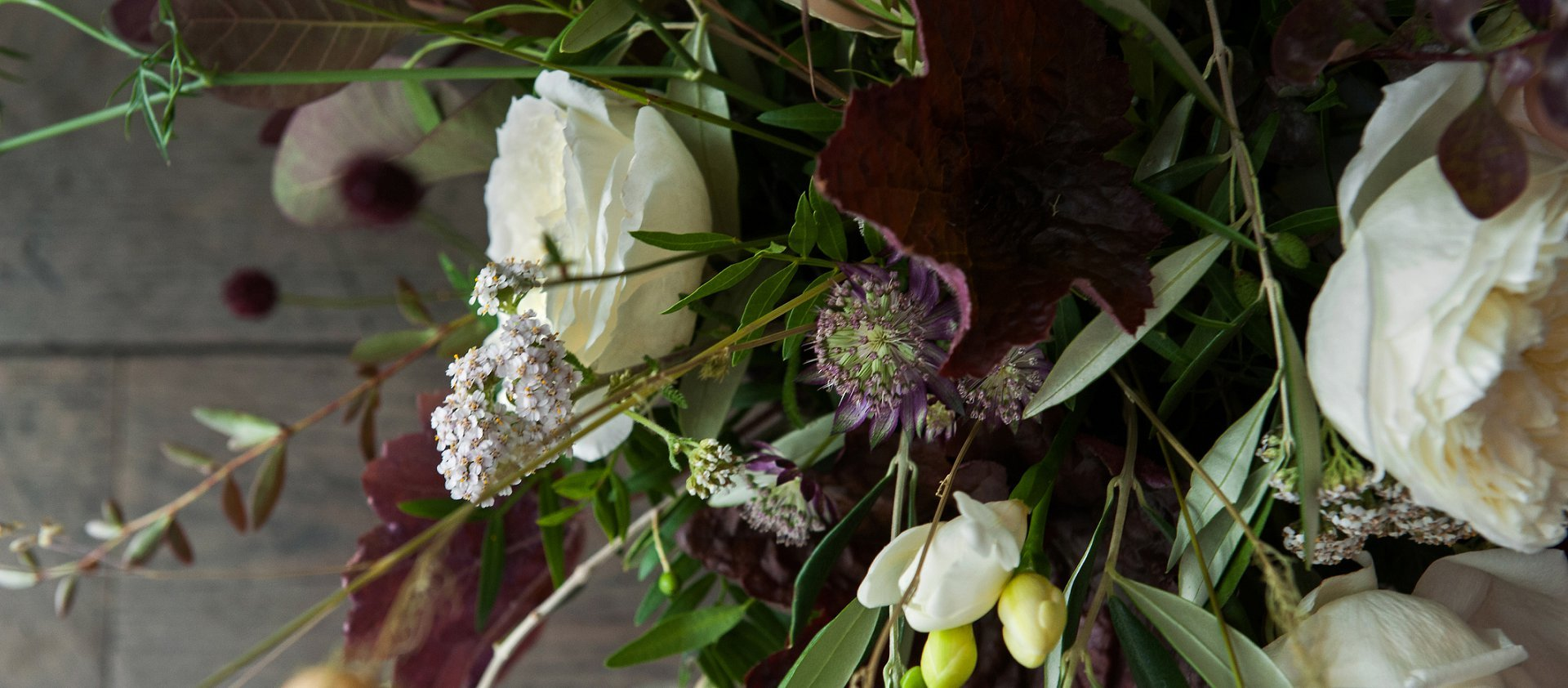 London Florist Bloomologie - an interview with owner Alison Billenness