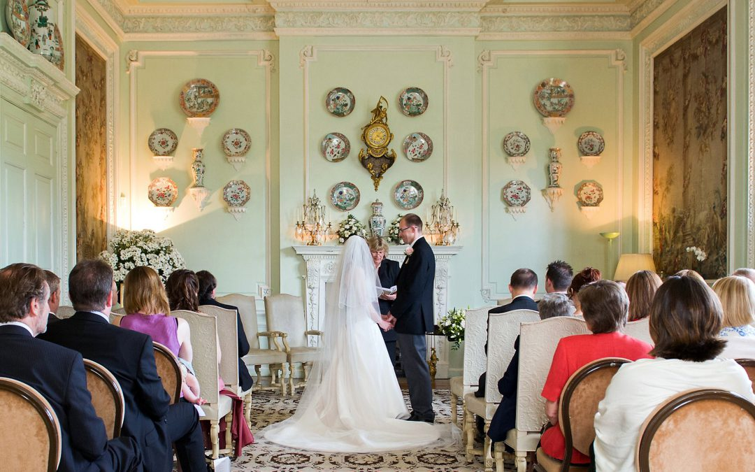 Intimate Leeds Castle Wedding