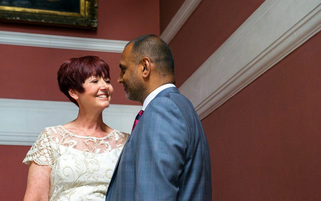 Langham Wedding Reception
