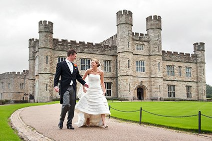 Kent wedding venue Leeds Castle is the loveliest castle in the World and a very popular choice for discerning couples