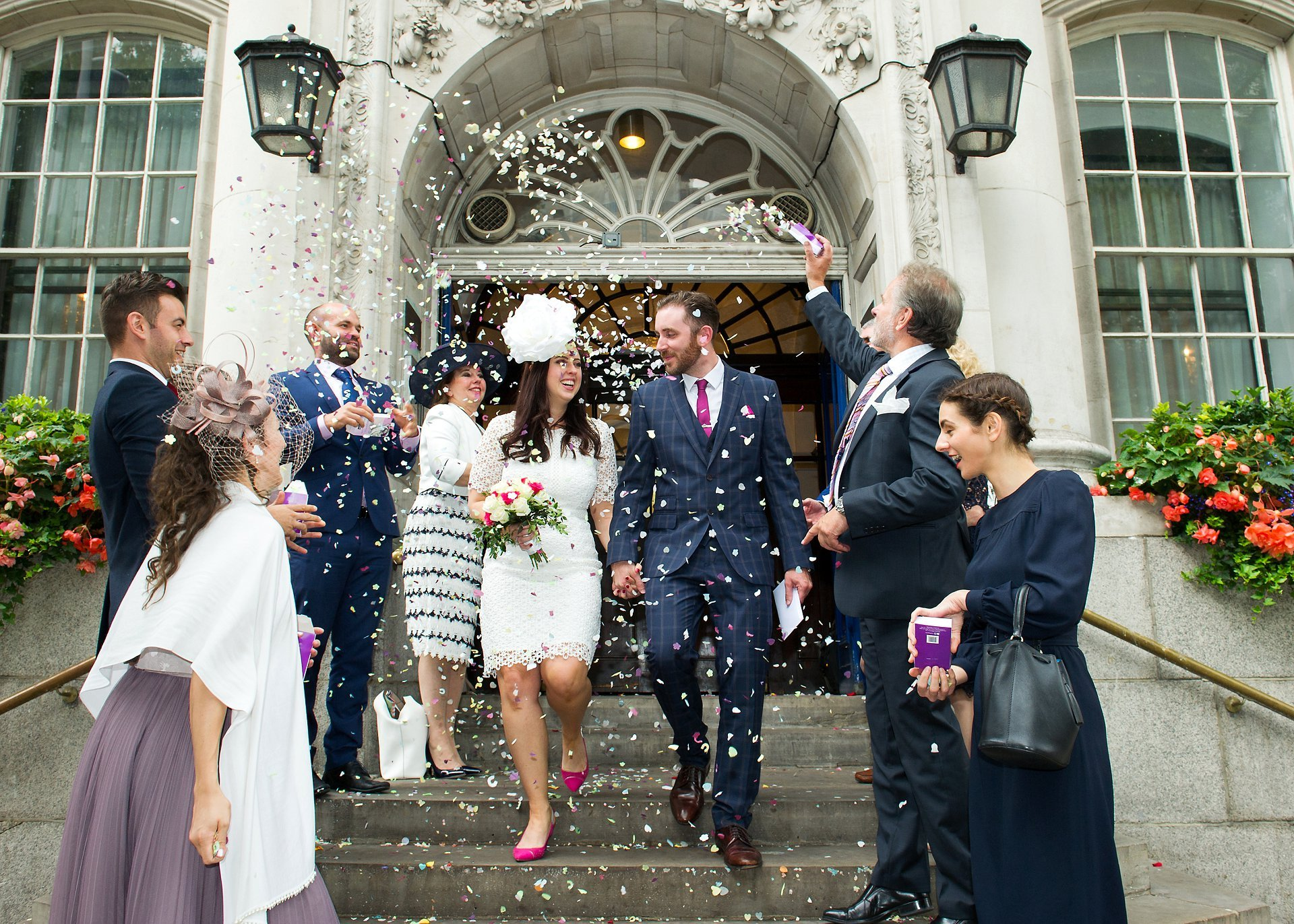 Hotels In Chelsea London >> Chelsea Old Town Hall Summer Wedding | Register Office ...