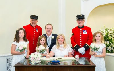 Family Wedding Photography Chelsea Town Hall