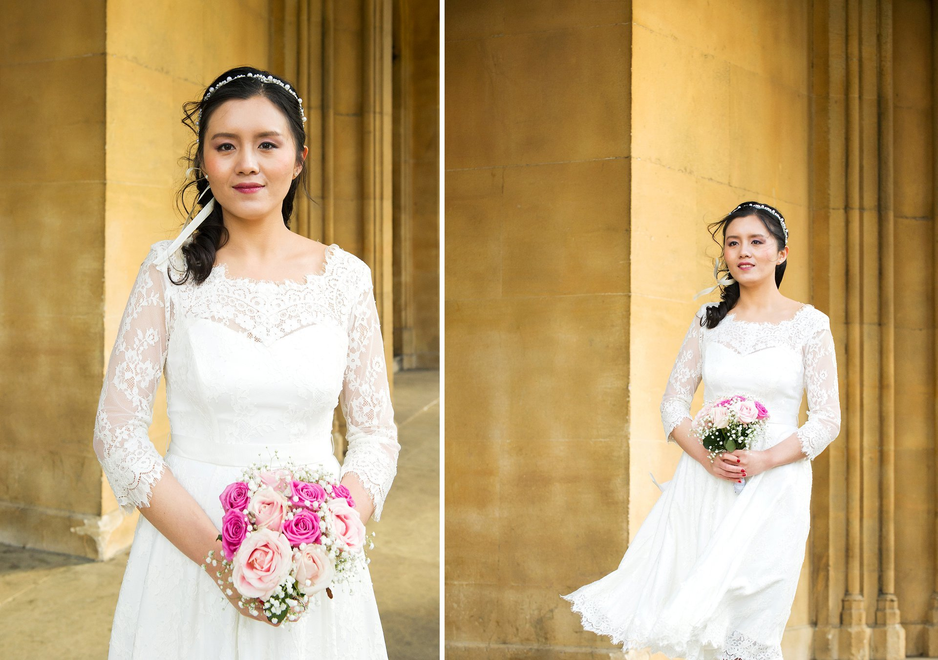 a chinese bride at st luke's chelsea