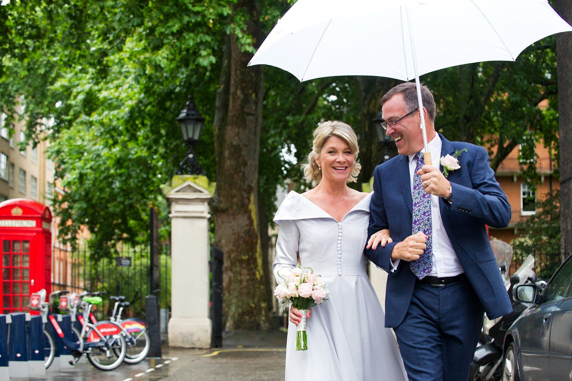 mount street gardens mayfair wedding photographer