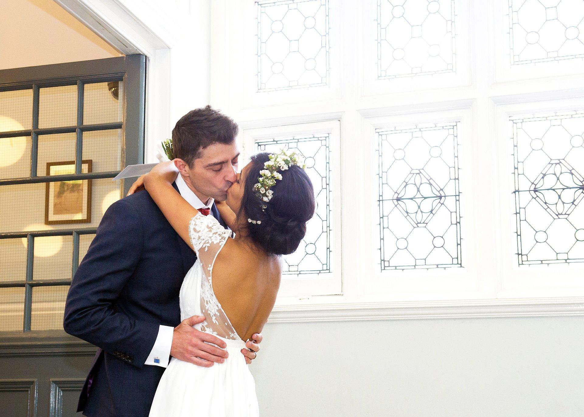 old marylebone town hall wedding photography by register office specialist photographer emma duggan