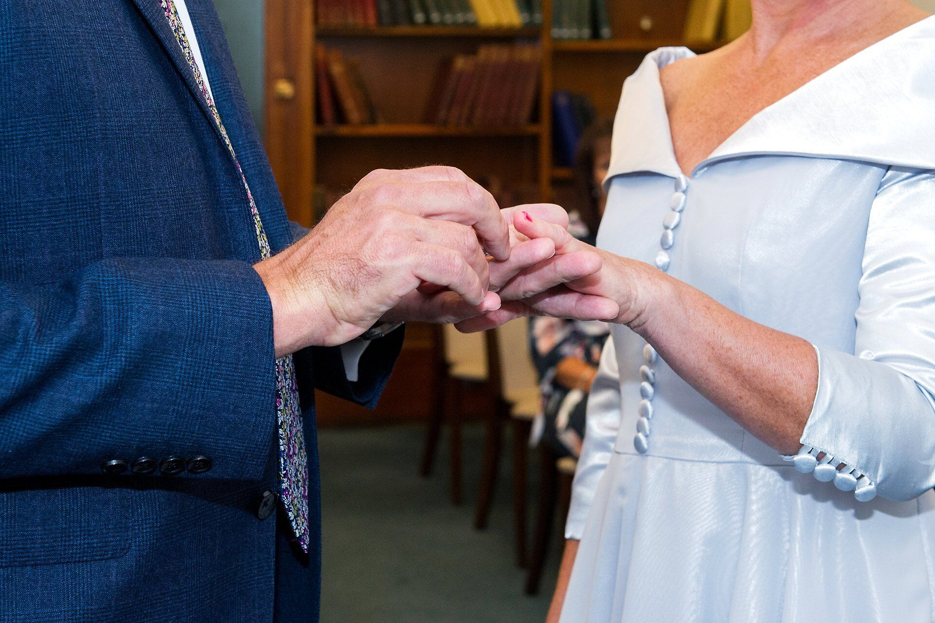 ring exchange register office wedding photographer