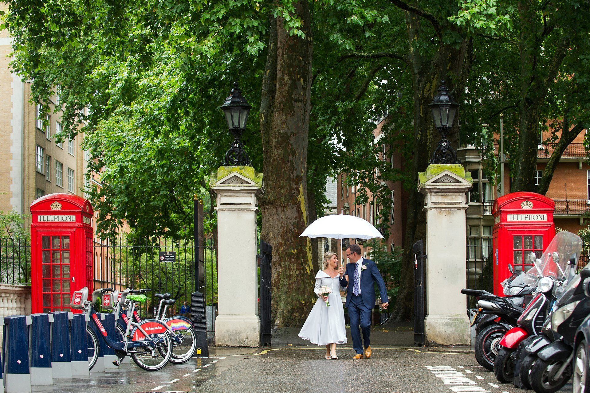 south audley street wedding london