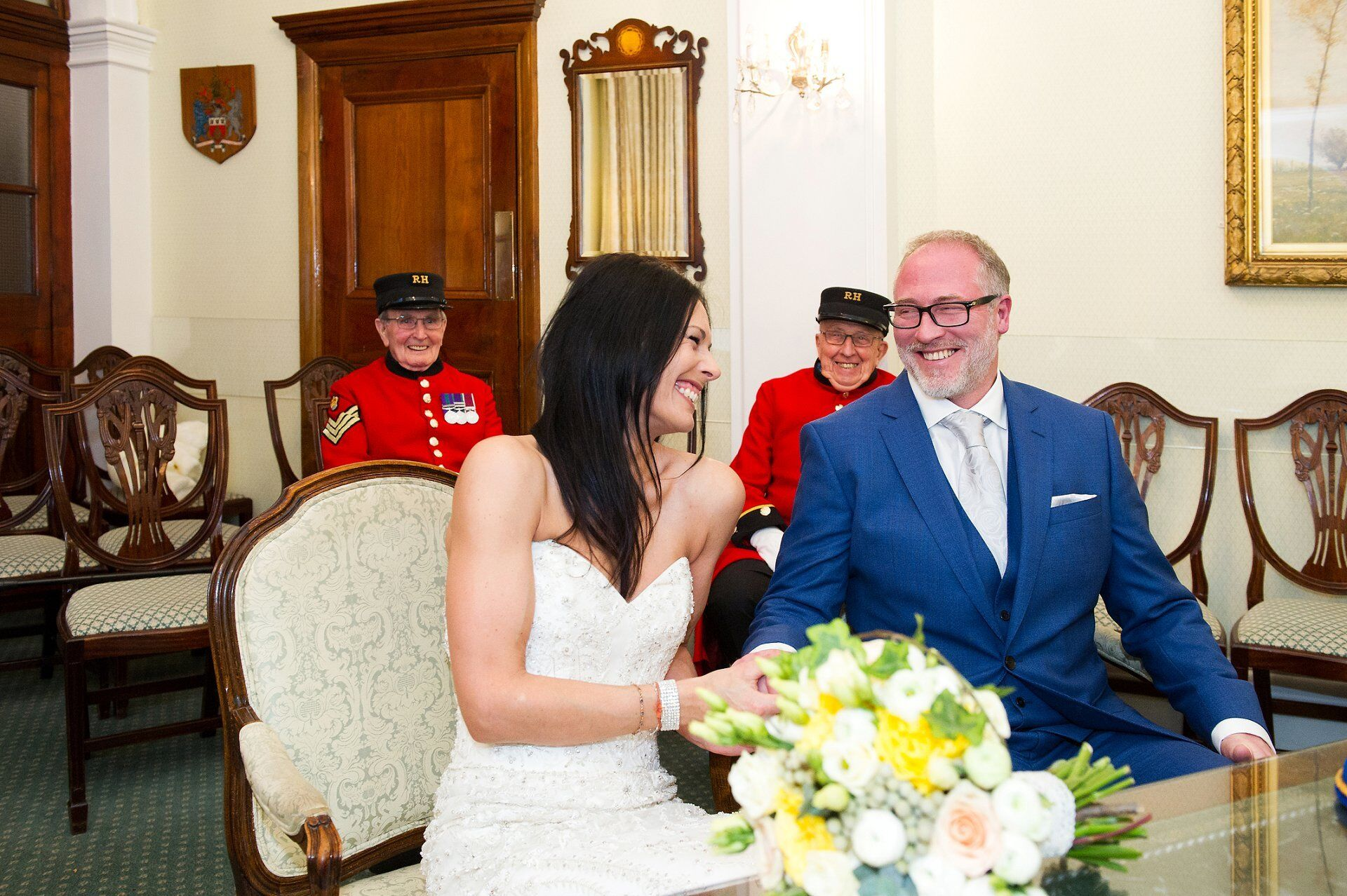 chelsea elopement with two chelsea pensioners as witnesses