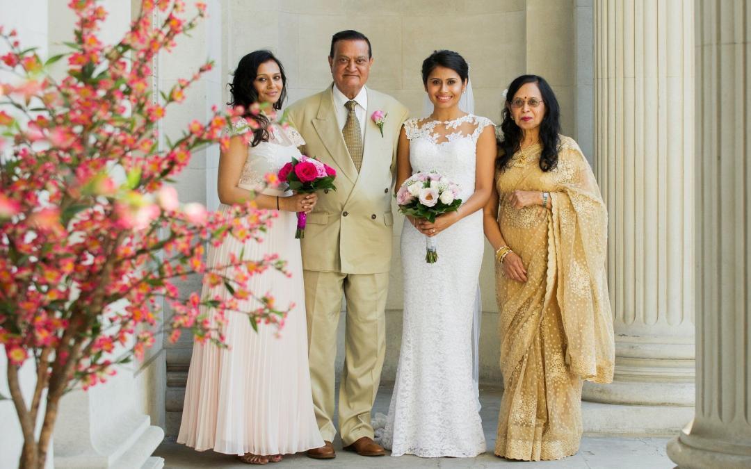 Mayfair Room Wedding Photography
