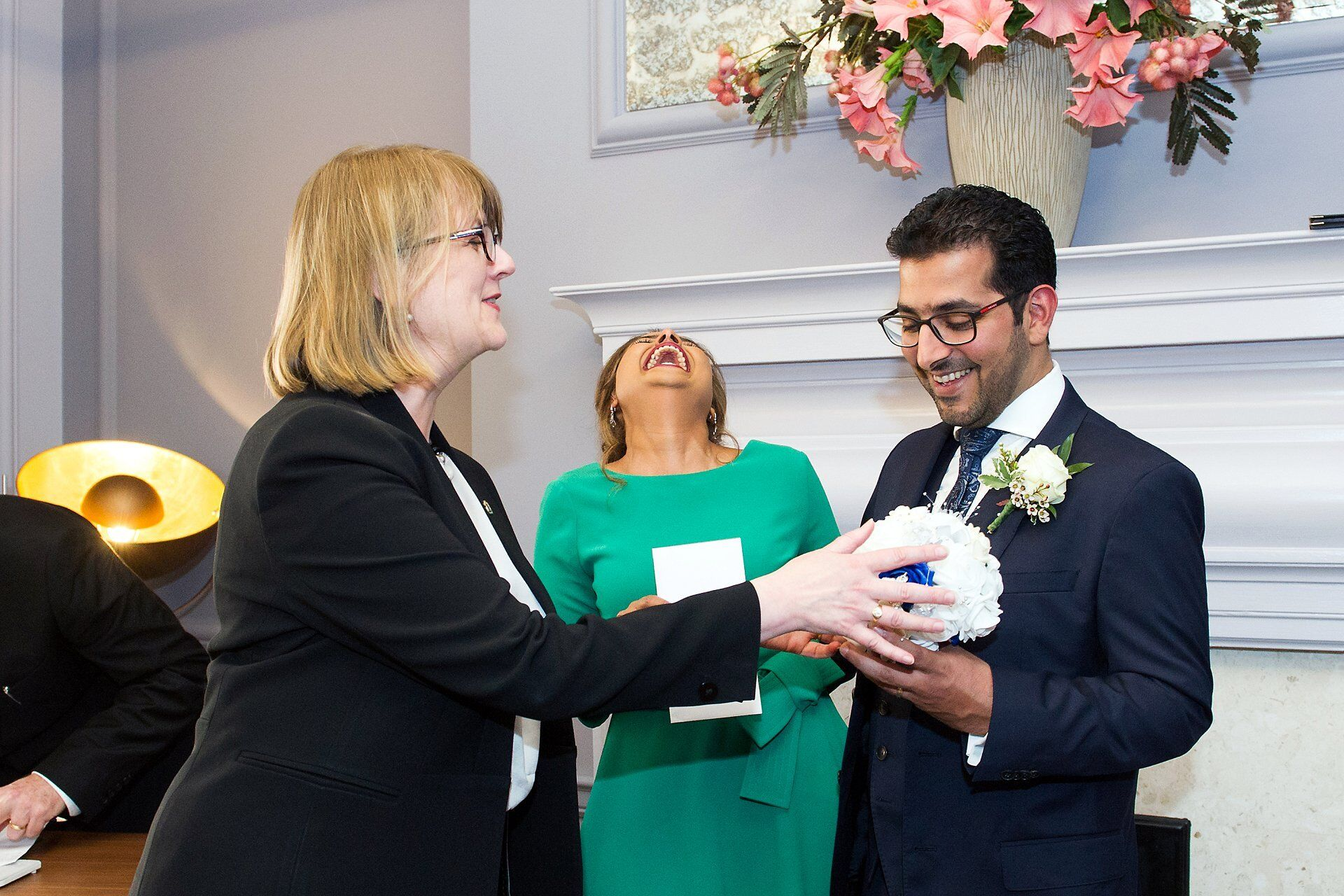 emma duggan photography at old marylebone town hall capturing love laughter and fun during this knightsbridge ceremony