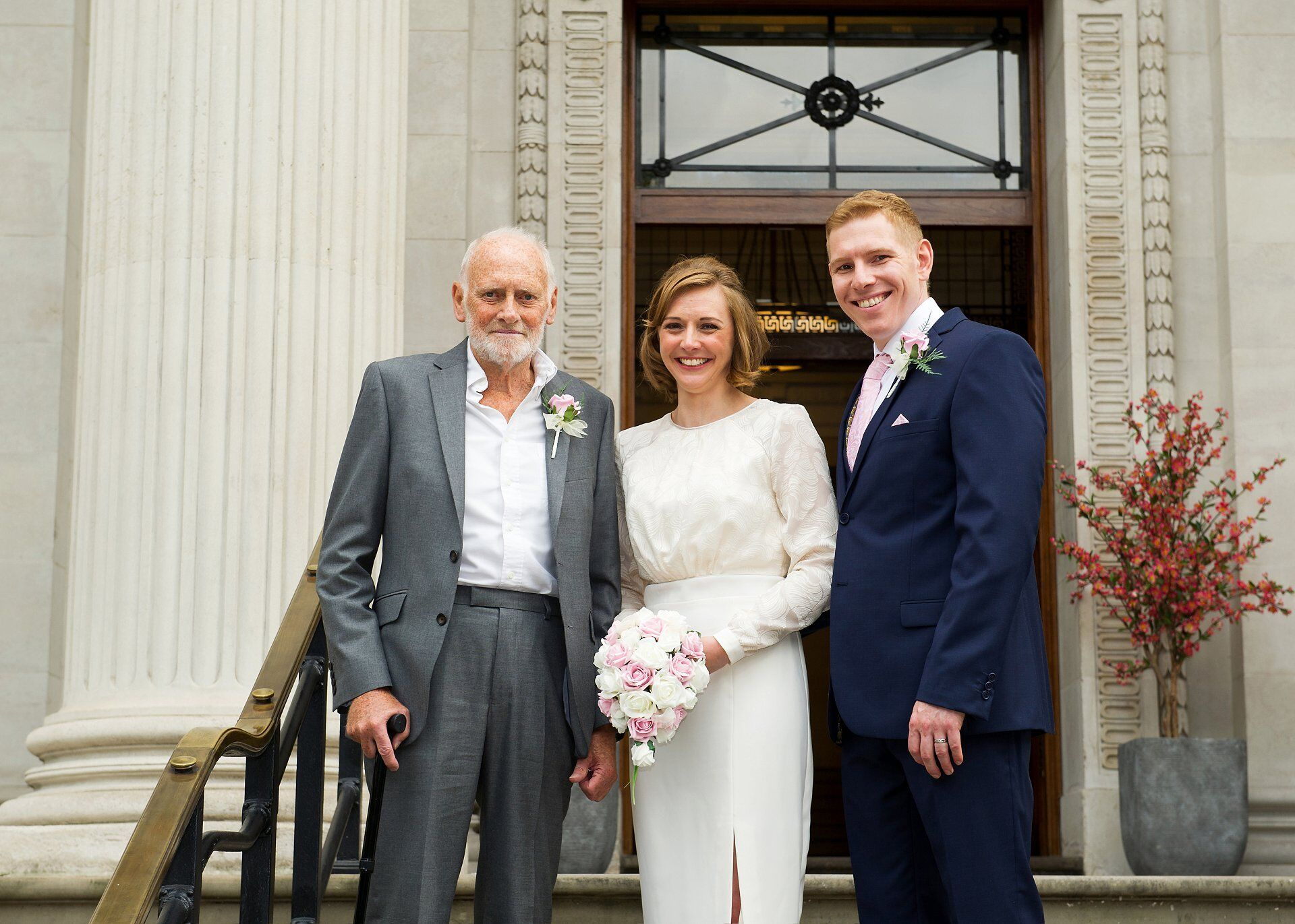 get married at celebrity wedding venue paul mccartney old marylebone town hall