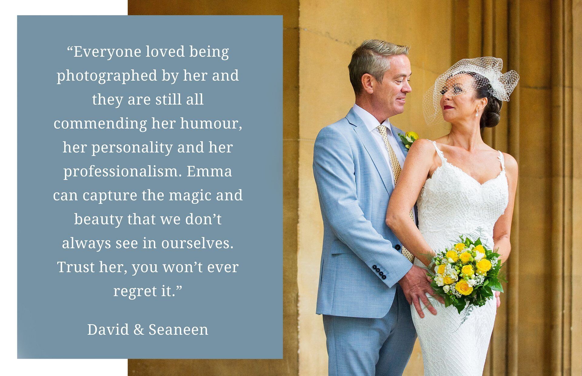 ivy chelsea garden wedding photographer a client testimonial for emma duggan photography