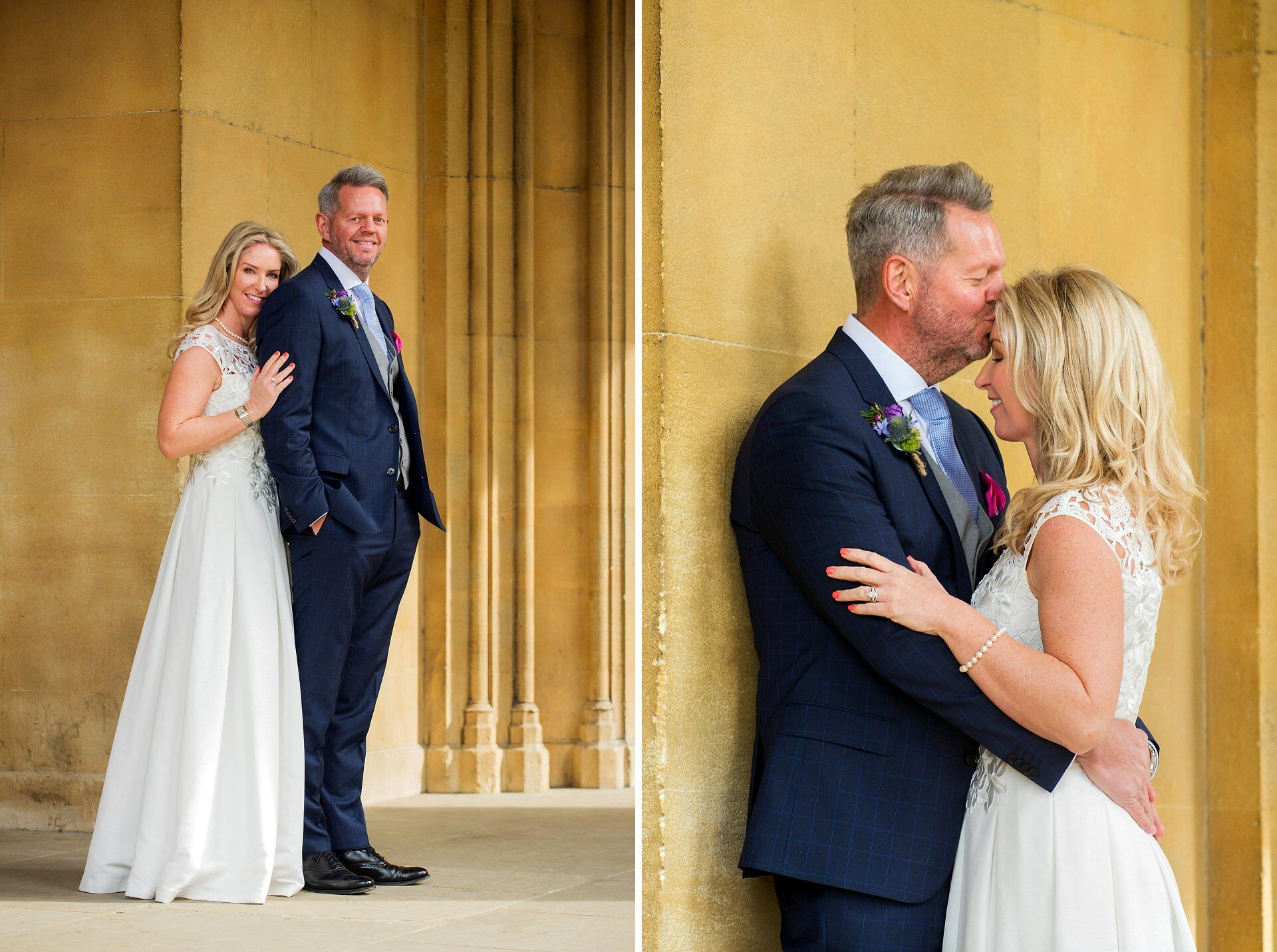stunning bride and groom couple photographs taken by register office specialist emma duggan for relaxed and natural chelsea old town hall portraits